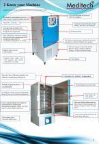 Bacteriological Incubator - 2
