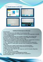 Ultra Low Plasma freezer with backup - 4