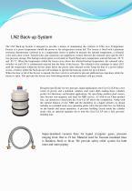 Ultra Low Plasma freezer with backup - 5
