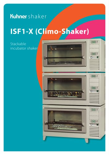 ISF1-X (Climo-Shaker)