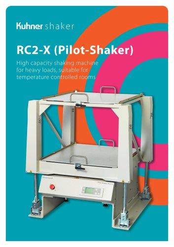 RC2-X (Pilot-Shaker)