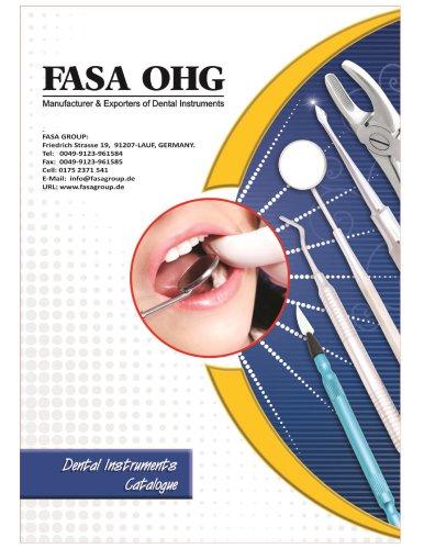 Dental Instruments Fasa Group
