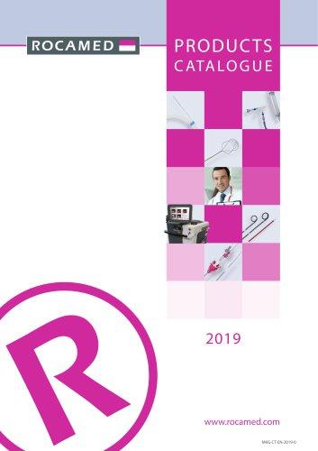 PRODUC TS CATALOGUE 2019