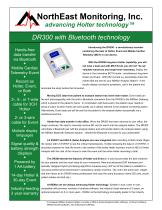 DR300 - Holter and Event Recorder with Wireless
