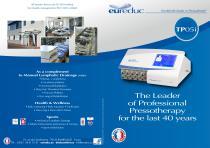TP05i Pressotherapy English