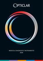 Opticlar Medical Diagnostic Instruments
