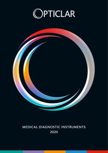 Opticlar Medical Diagnostic Instruments