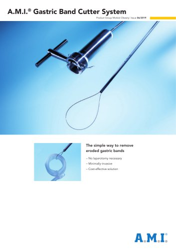 Gastric Band Cutter System