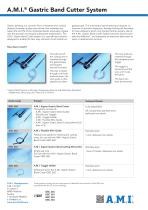 Gastric Band Cutter System - 2