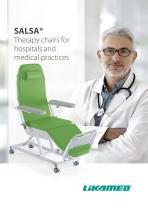 SALSA® Treatment chairs