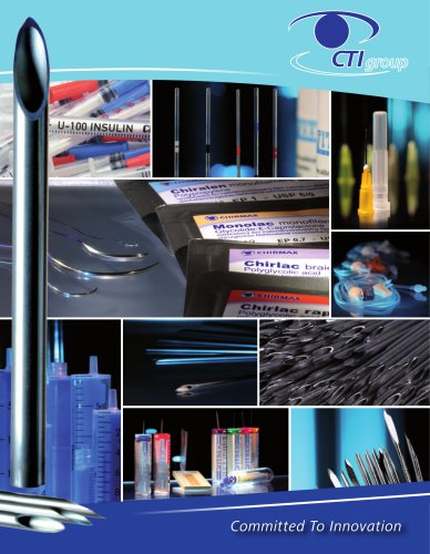 CTI Group Overview Brochure
