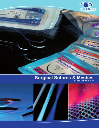 Surgical Sutures & Meshes