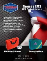 Thomas EMS 2016 Product Catalog