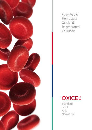 Oxicel ORC Absorbable Hemostat