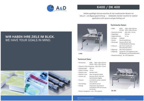 K400 / DK 400