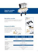 ASCO™ Series 252 Modular Dental Manifolds - 3