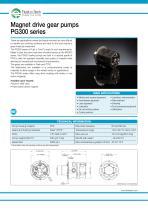 Gear Pump PG300