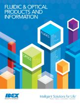 FLUIDIC & OPTICAL PRODUCTS AND INFORMATION - 1