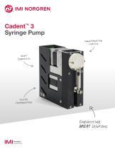 Cadent Pump Brochure - 1