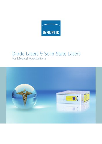 Diode Lasers & Solid-State Lasers
