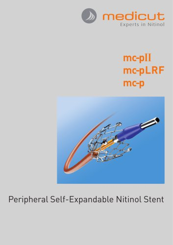 Peripheral stent