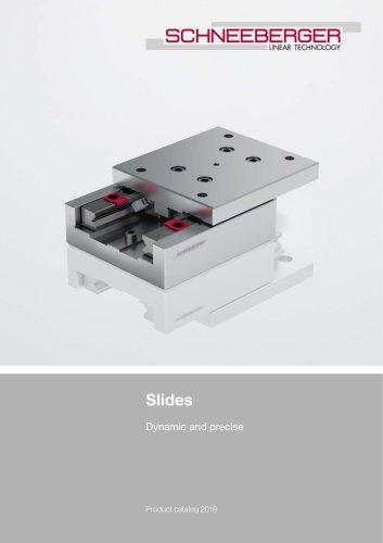 Slides- Product catalog