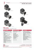 SP 200 / 250 / 270 EC - 1