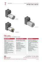 SP 600 / 620 / 625 EC - 1
