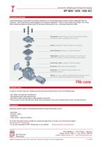 SP 600 / 620 / 625 EC - 7