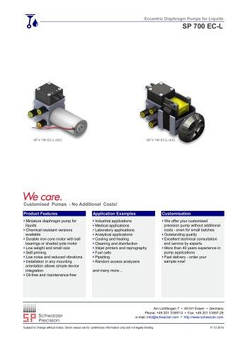 SP 700 EC-L