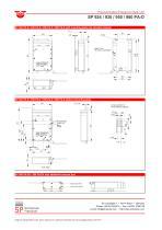 SP 924 / 930 / 950 / 980 PA-D - 3