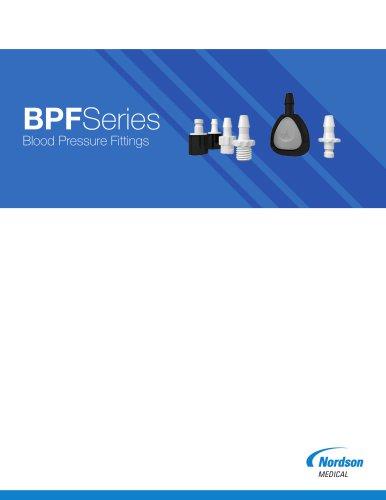 BPF Series Blood Pressure Fittings
