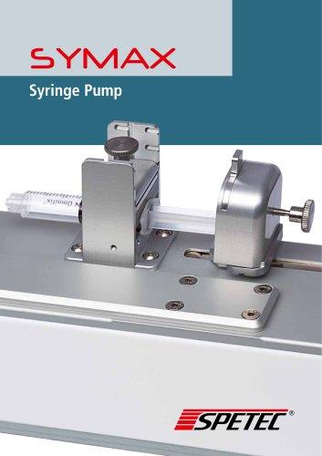 Symax Syringe pump