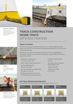 KE-R TRACK CONSTRUCTION WORK TENTS - 2