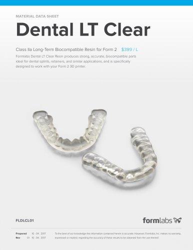 Dental LT Clear