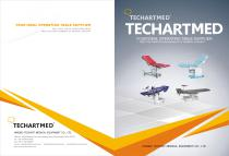 Delivery and ENT,Hydraulic delivery table / on casters/examination,TECHARTMED