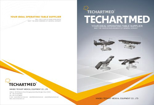 General Surgical table,Universal operating table / hydraulic / Trendelenburg / reverse Trendelenburg,TECHARTMED