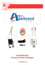 ADELBRAND Besser Leben - Rehabilitation Supports & Aids Catalogue