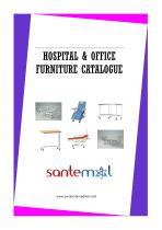 Santemol Group Medikal Hospital & Office Furniture Catalogue