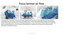 portable laminar air flow units operating theatre