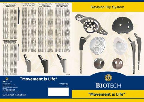 BA Revision Hip System