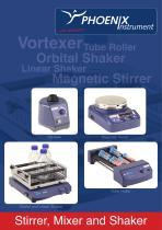 Stirrer, Mixer & Shaker