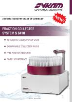 FRACTION COLLECTOR SYSTEM S 6410