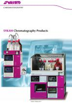 SYKAM  Chromatography Products