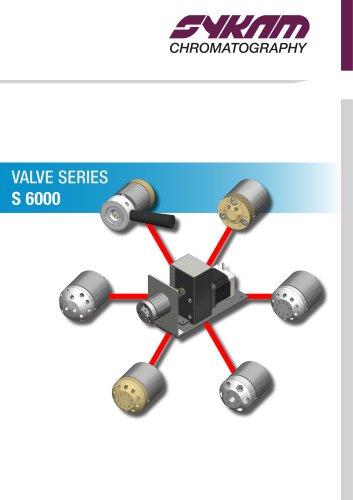 VALVE SERIES S 6000