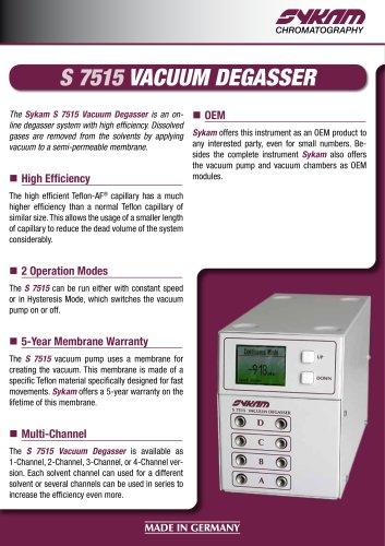 WEB_S7515_VacuumDegasser