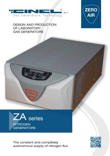 ZA series NITROGEN GENERATORS