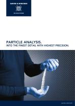 HAVER Traditional Particle Analysis