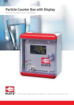 Particle Counter Box with Display - 1