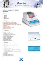 Moisture Analyzers EM 120-HR